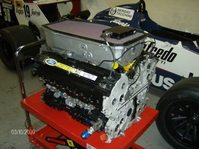 Ford Zetec-R V10 Engine
