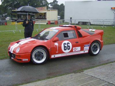 630 BHP Ford RS200