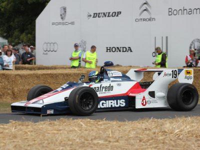 Toleman-Hart F1