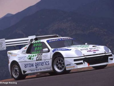 Mach 2 Racing Pikes Peak RS200