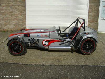 500 BHP Hayabusa Turbo powered Dax Rush